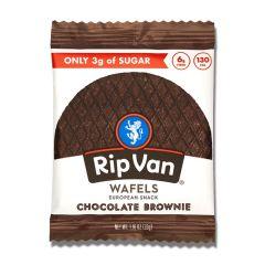 Rip Van Low Sugar Wafel Chocolate Brownie (48ct)